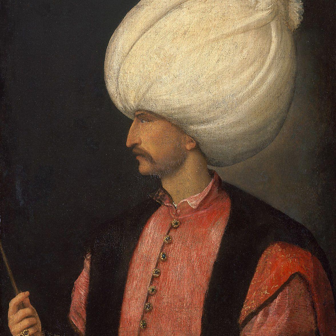 Suleyman-I-Titian