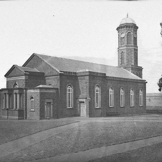St James Church 1870