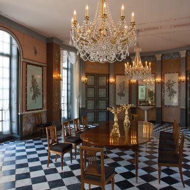 dunsmore Malmaison dining room