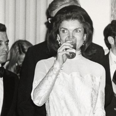 Jackie Onassis during OAS Party following the Kennedy Center Gala at Kennedy Center in Washington DC