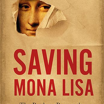 Saving Mona Lisa by Gerri Chanel
